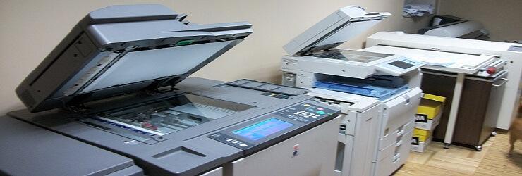 Nasze najszybsze urządzenia kserują, drukują oraz skanują z prędkością do 92 kopii na min.