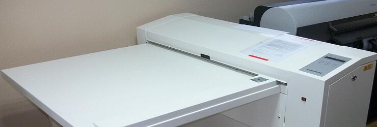 Składarka Estefold 2300 stosowana w naszej firmie poprawia precyzje oraz szybkość składania dokumentów.